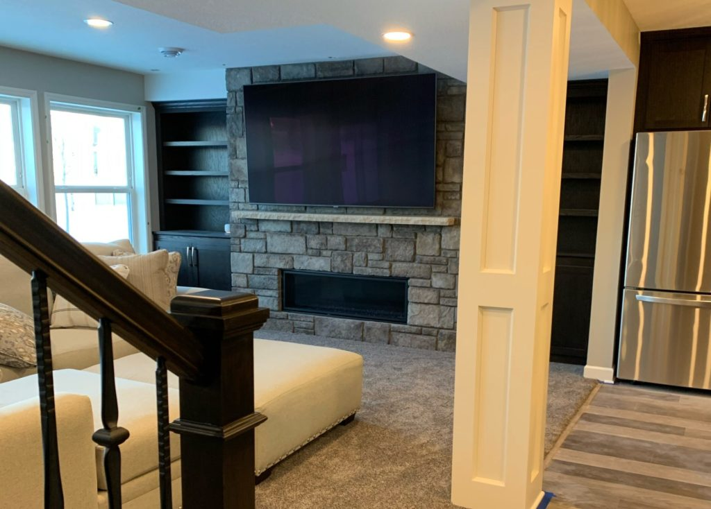 Basement Finish Services in Minneapolis, Minnesota - 5 Star, Brothers Basement Remodeling